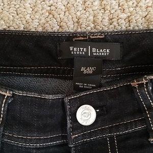 White House Black Market Jeans - White House Black Market jeans sz 00R